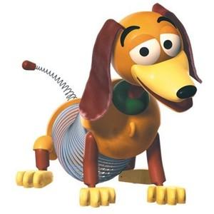 Toy Story clipart slinky Slinky Charaters Polyvore Story Dog