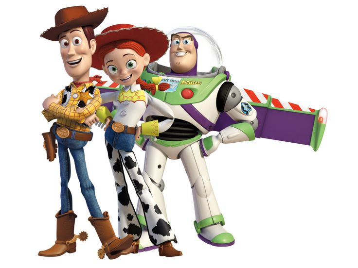 Toy Story clipart storybook character On Find Toy Character Toy