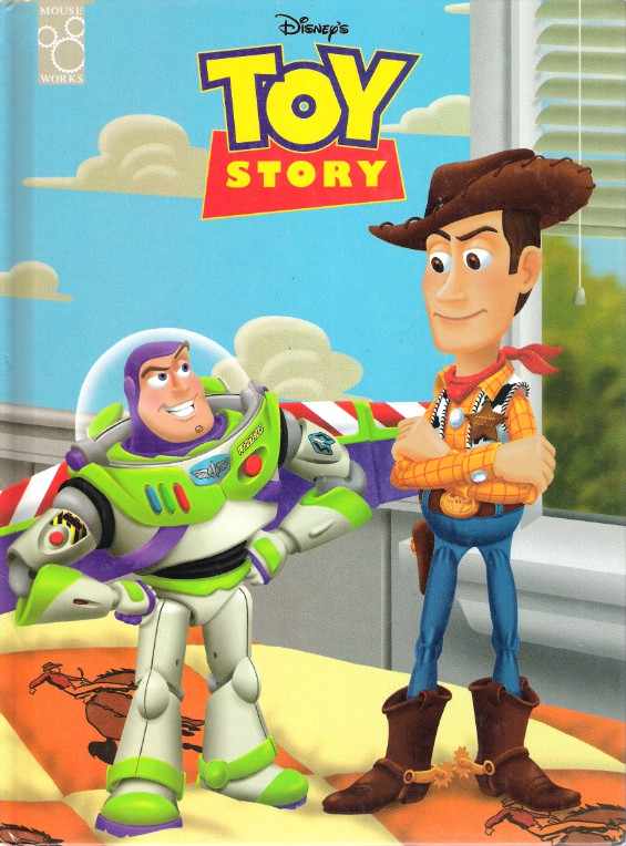 Toy Story clipart storybook character  Wiki powered by Story