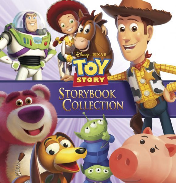 Toy Story clipart storybook character Disney Toy Disney Worldwide Storybook