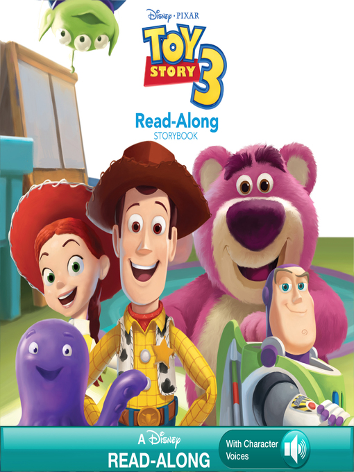 Toy Story clipart storybook character Story Title Read Storybook Along