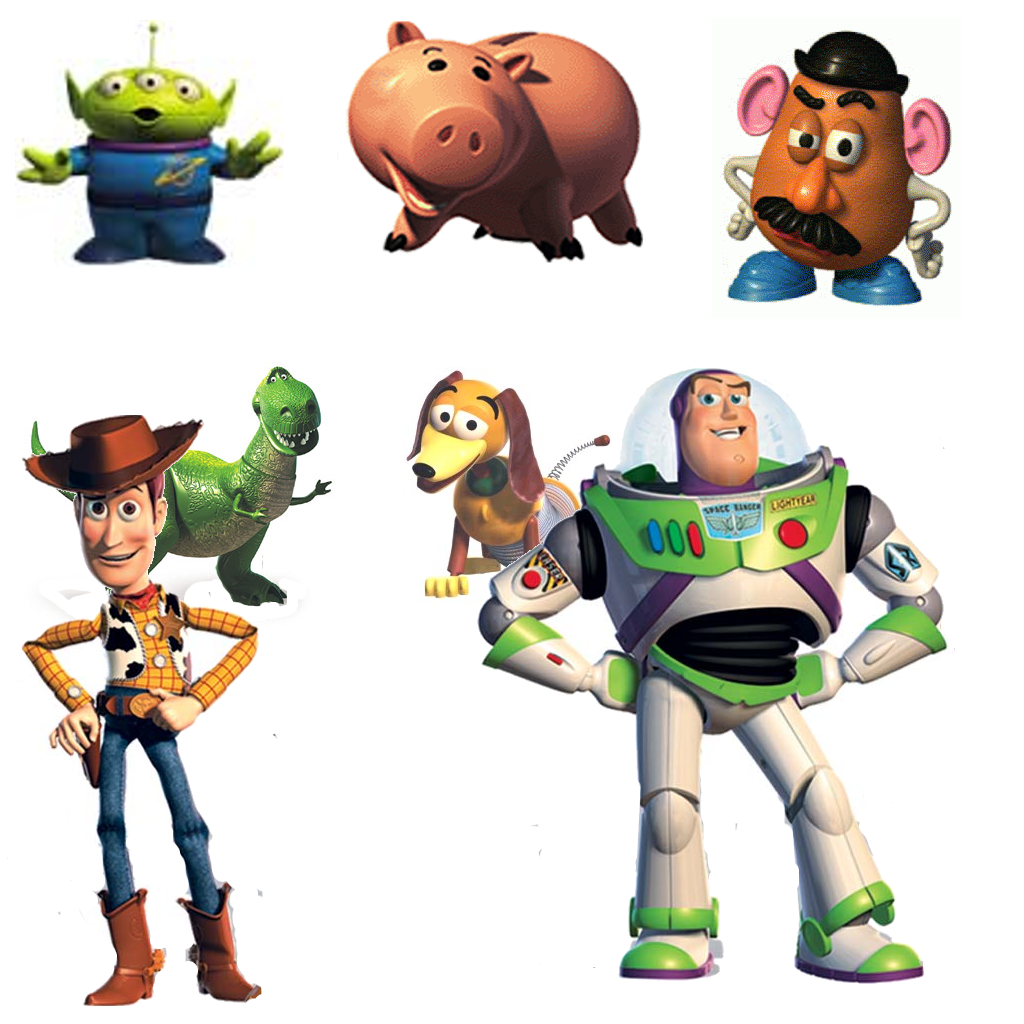 Toy Story clipart tou Walker D blog E toy