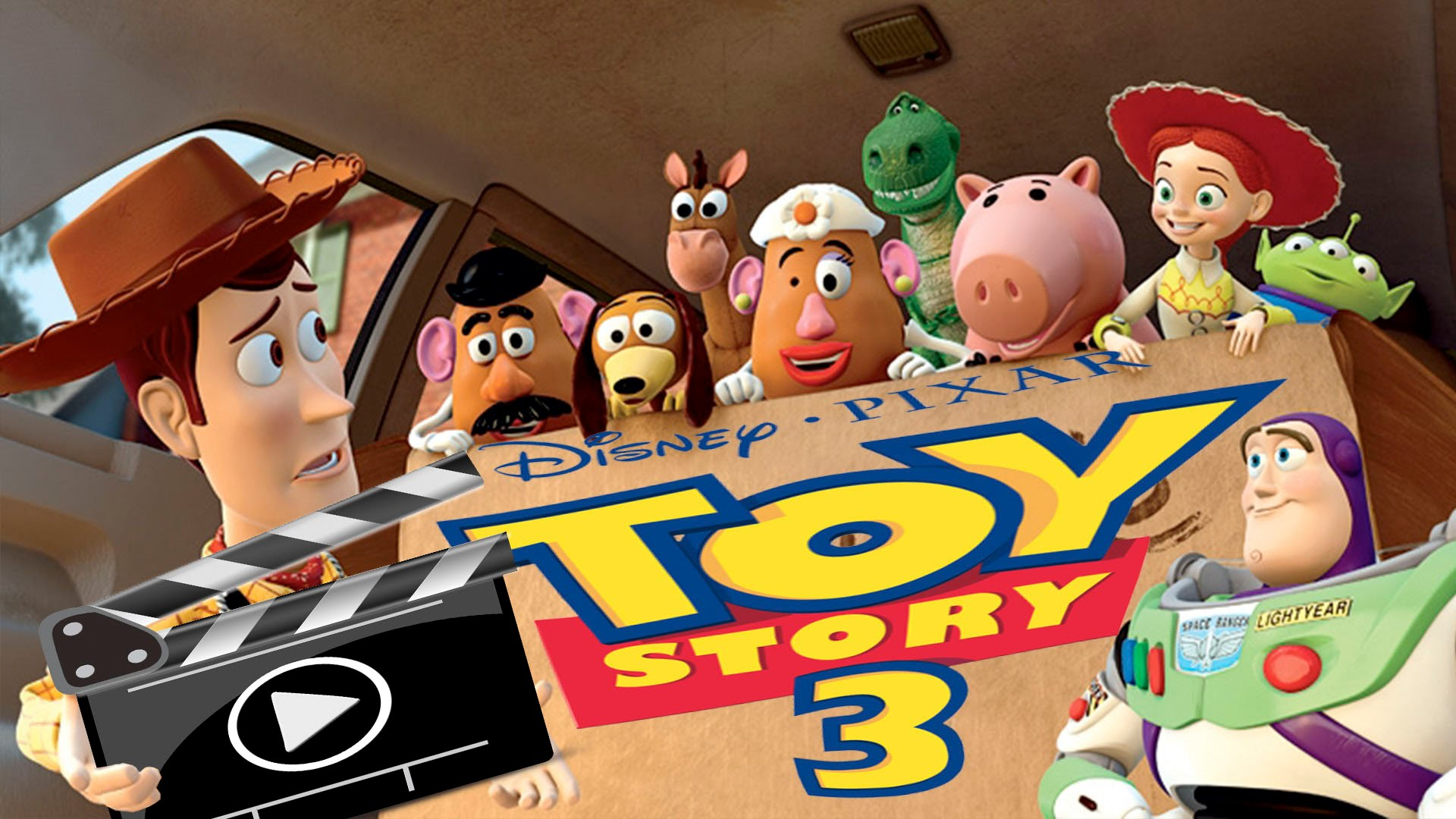 Toy Story clipart tou COMPLETE WOODY 3 4 KIDS