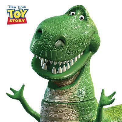Toy Story clipart toy dinosaur Pinterest Toy 25+ Rex story