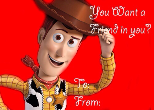 Toy Story clipart valentine Day Valentine Valentines Day Valentines