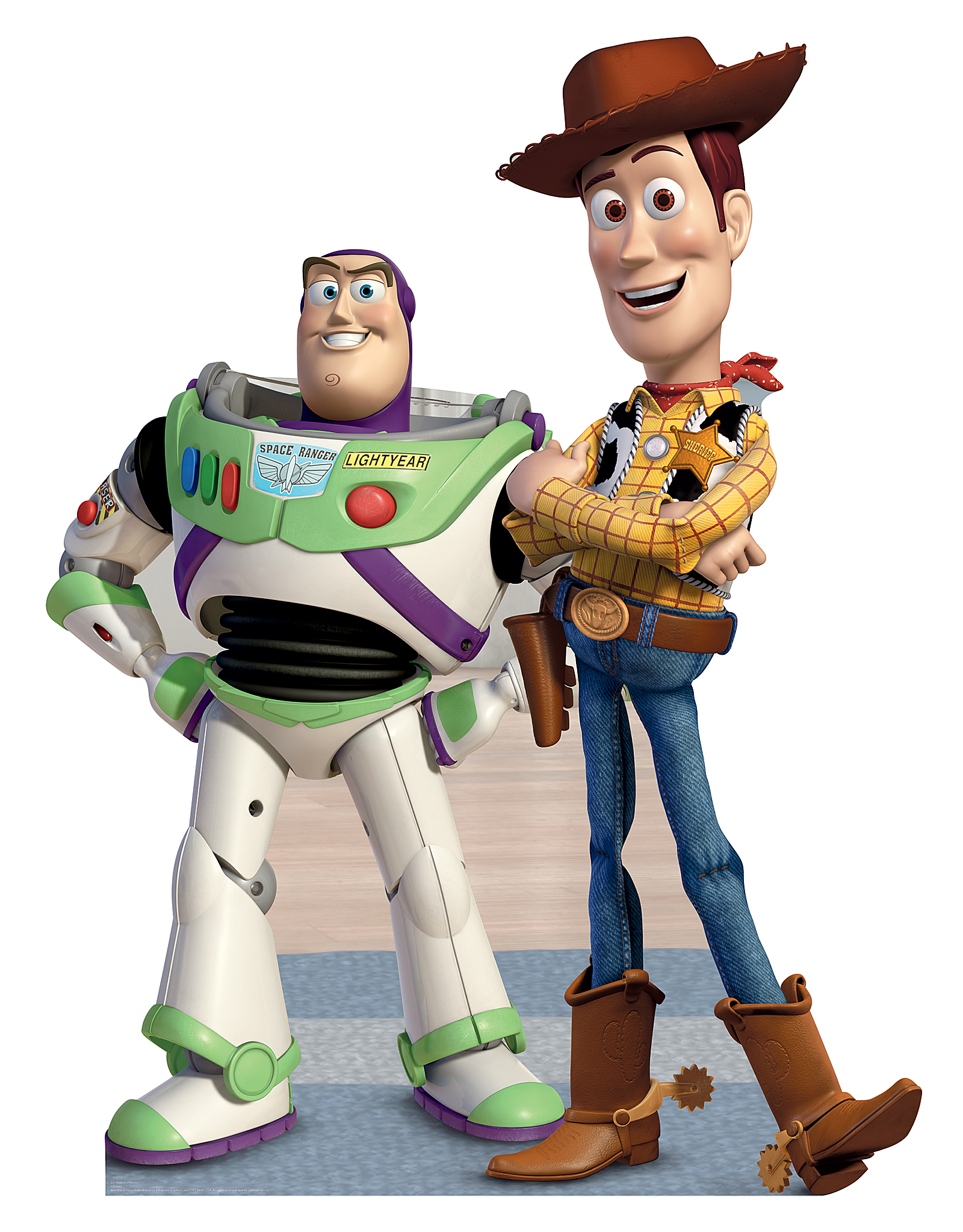 Toy Story clipart woody and buzz Toy www buzz and and