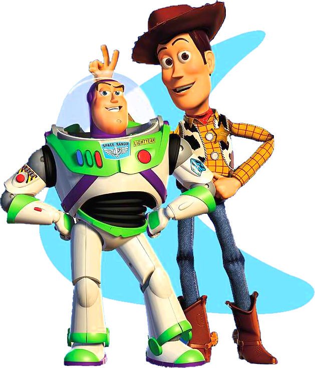 Toy Story clipart woody and buzz Story Rocket Art Art Woody