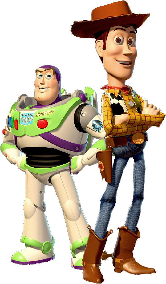 Toy Story clipart woody and buzz And Buzz png to story