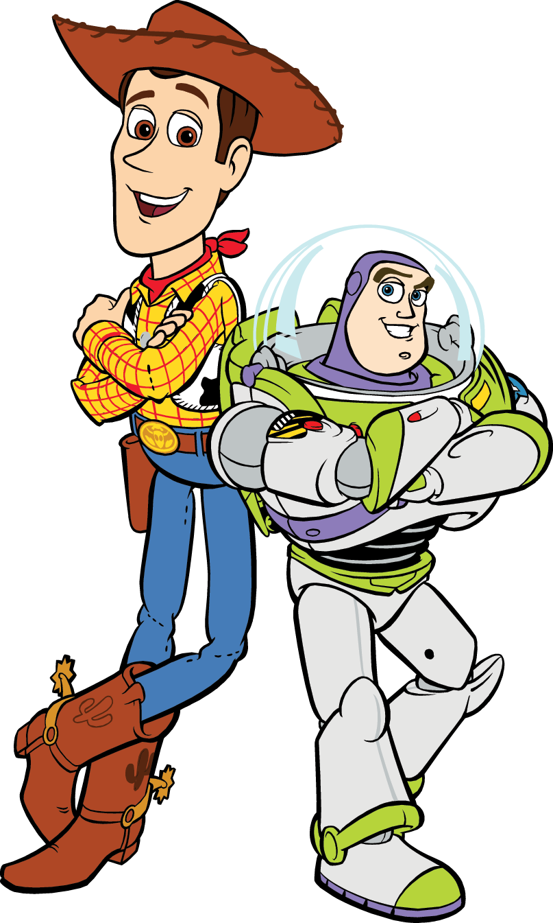 Toy Story clipart woody and buzz Woody Sheriff Buzz Party Lightyear