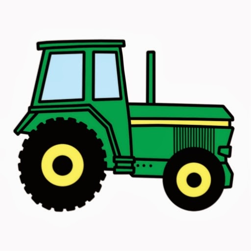 Tractor clipart Free 2 clipart  Tractor