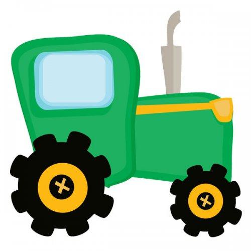 Tractor clipart Art Tractor Free Clipart com