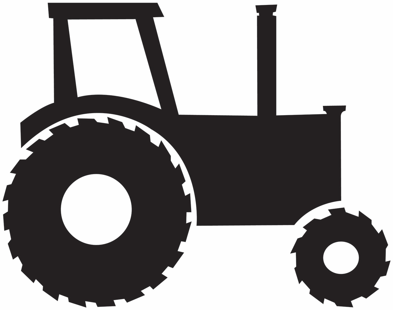 Tractor clipart Clipart clip  tractor art