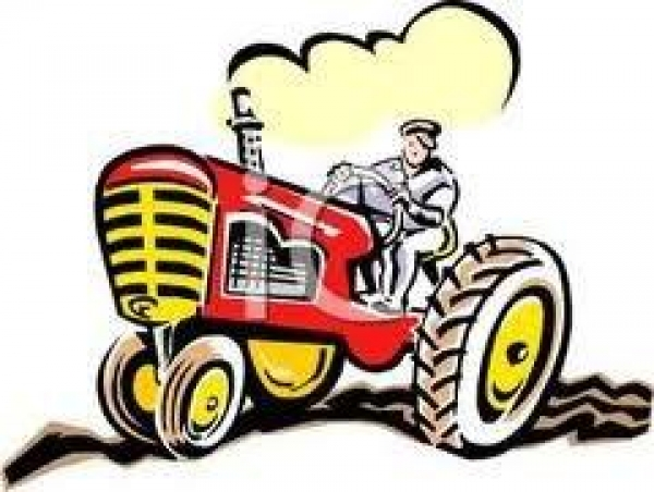 Tractor clipart indian tractor #5