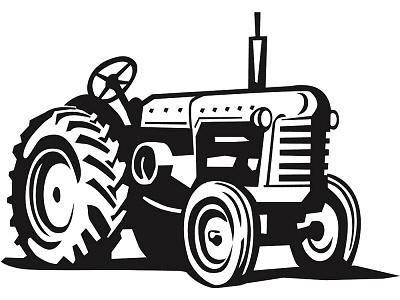 Tractor clipart massey #6