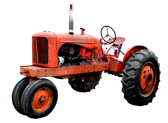 Tractor clipart transparent background #3
