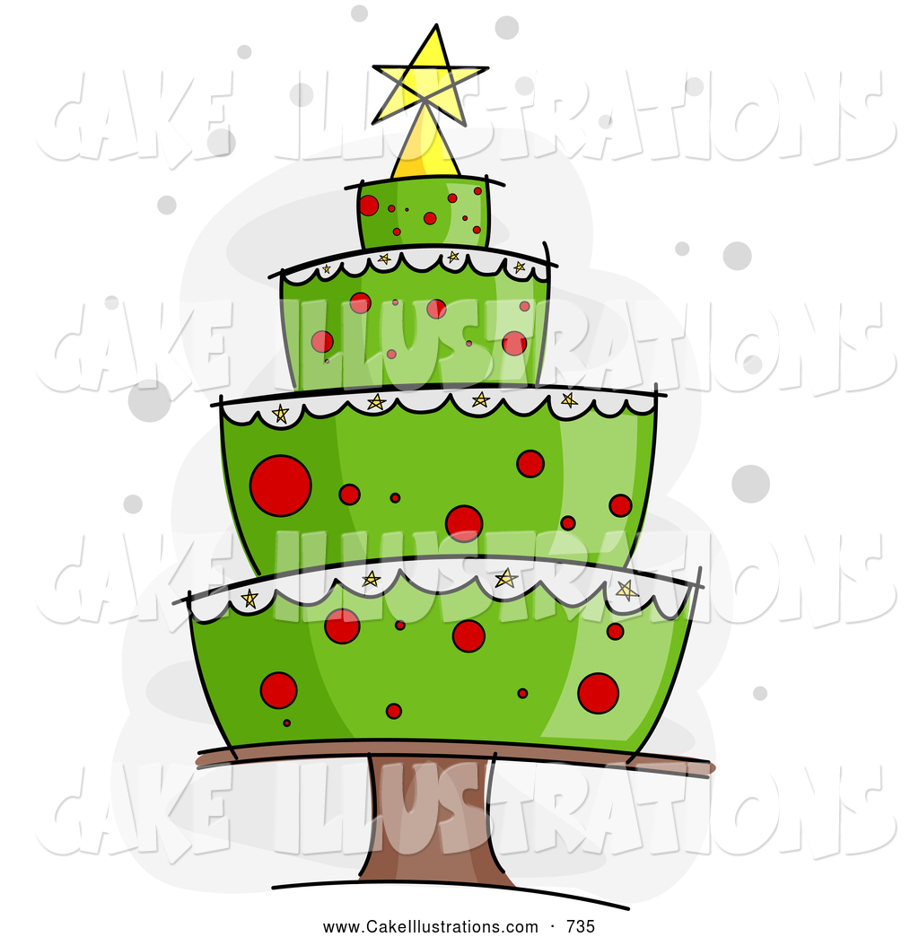 Traditional clipart christmas cake ClipartFox clipart clipart cake collections