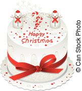 Traditional clipart christmas cake Cake decoration cake Christmas Christmas
