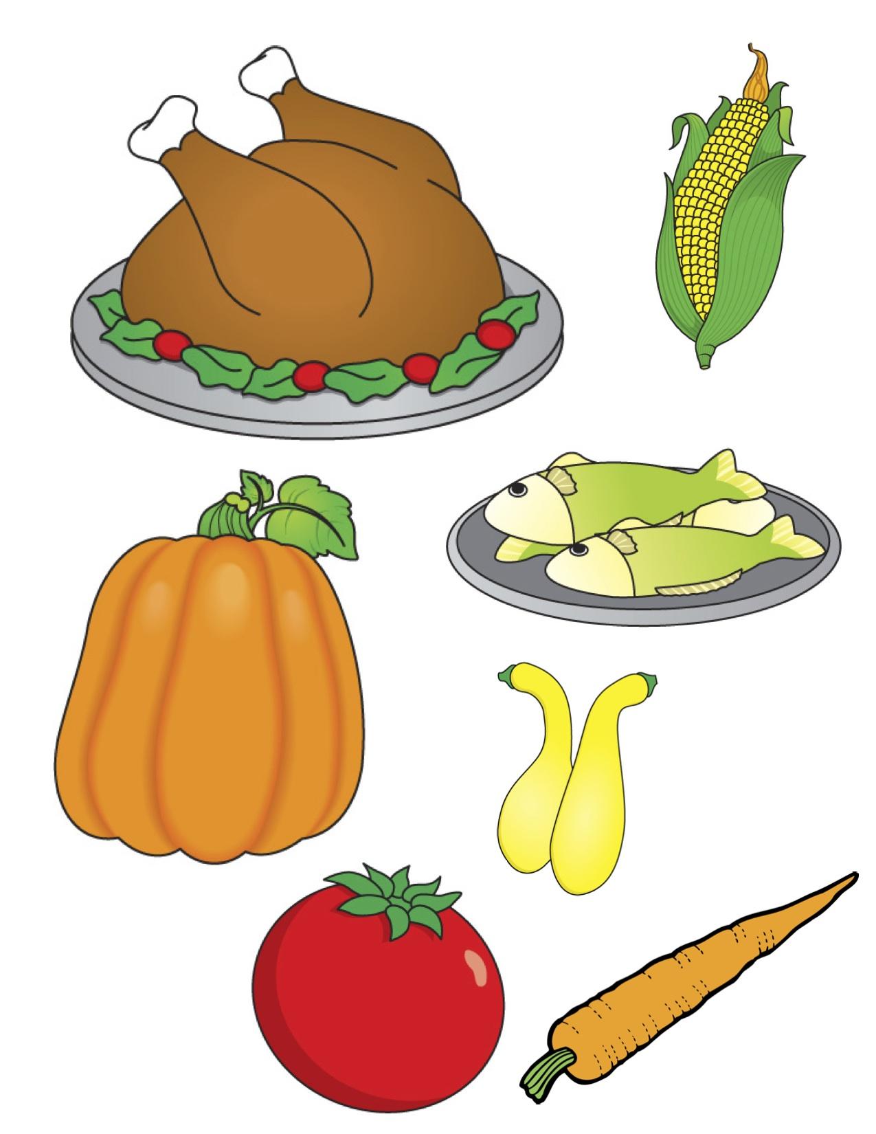 Pilgrim clipart food Thanksgiving Who clipart Kindergarten Pilgrims?