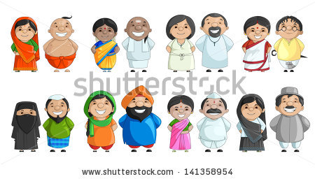 Coture clipart socio Indian dress clipart traditional clipart