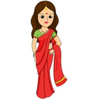 Traditional clipart indian mother Mother hand Clipart Indian Indian