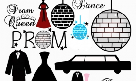 Traditional clipart prom Clip Prom Art_Prom Senior Senior