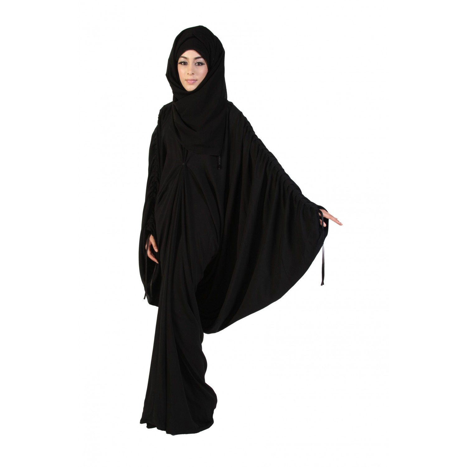 Traditional Costume clipart abaya UAE in Wear clothing the