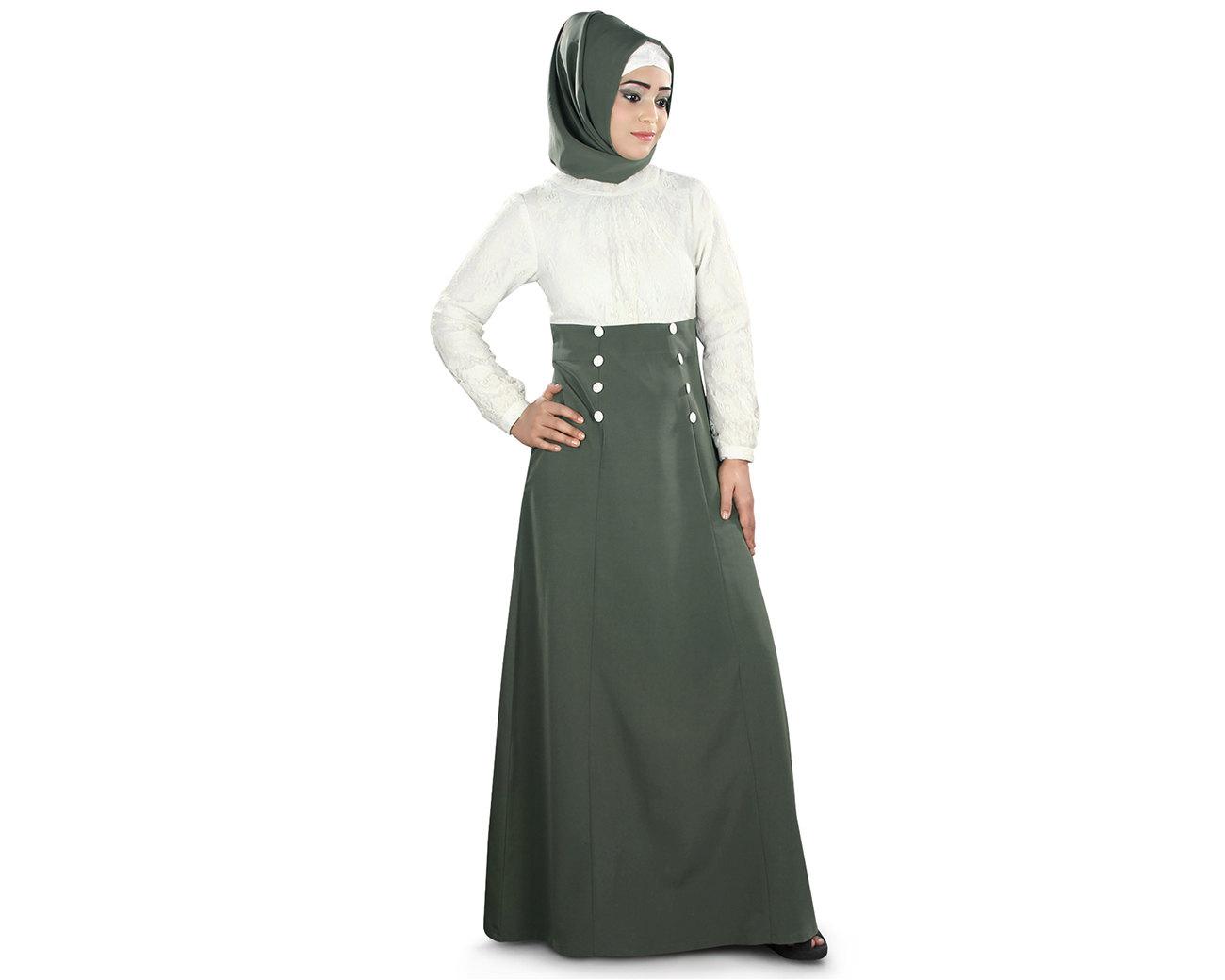 Traditional Costume clipart abaya Item? Abaya Graceful MyBatua Jilbab