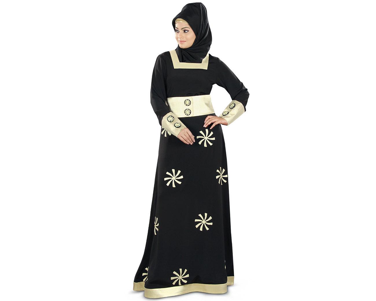 Traditional Costume clipart abaya Item? Dress Islamic MyBatua Online