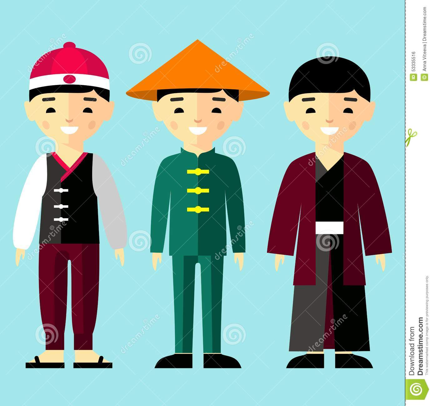 Reaper clipart traditional costume Japanese clipart Clothes drawings #10