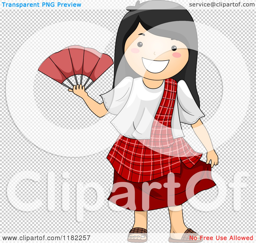 Philipines clipart pilipino A Traditional Filipino a of