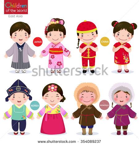 Phillipines clipart japanese boy Costume; Vietnam Vietnam In Traditional