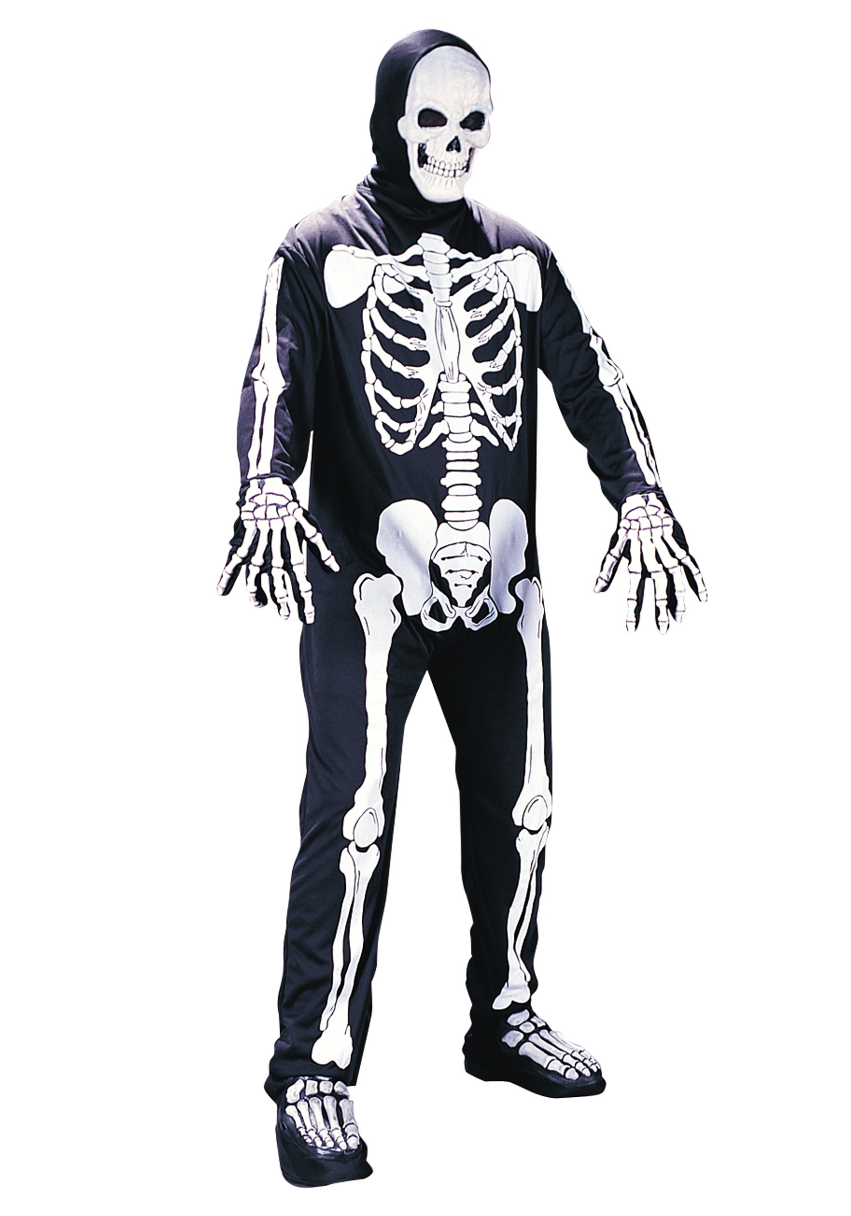 Traditional Costume clipart halloween skull Costume Adult Skeleton Scary Ideas