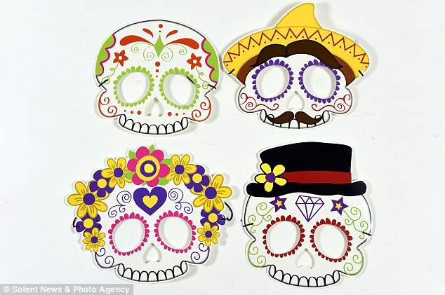 Traditional Costume clipart halloween skull Offering a store In accused