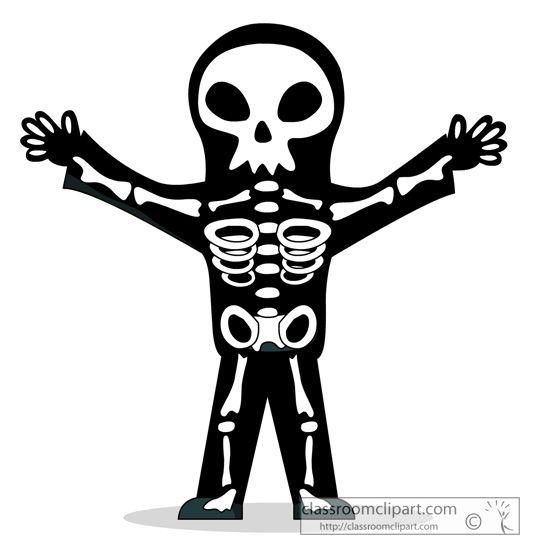 Traditional Costume clipart halloween skull 24 on Find Pinterest halloween
