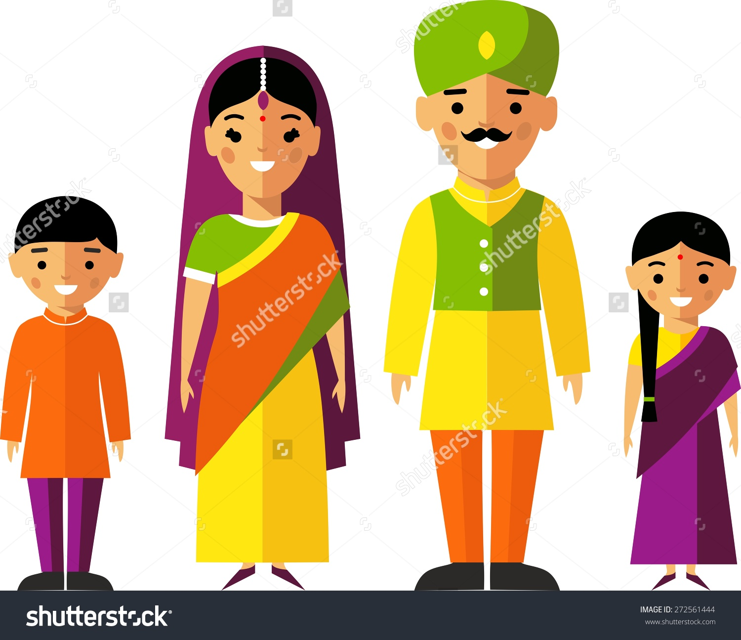 Traditional clipart indian dress Clipart clipart dress traditional dress