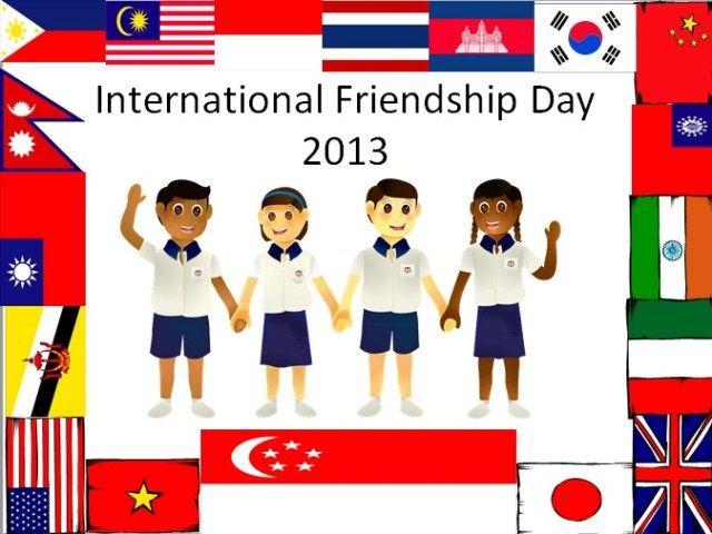 Philipines clipart international friendship day #1