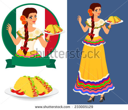 Traditional clipart mexican dancer Clipart ClipartFest BBCpersian7 traditional &