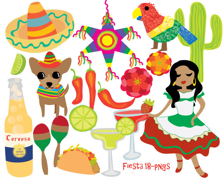Chile clipart cinco de mayo fiesta Pictures Free Free Download Culture