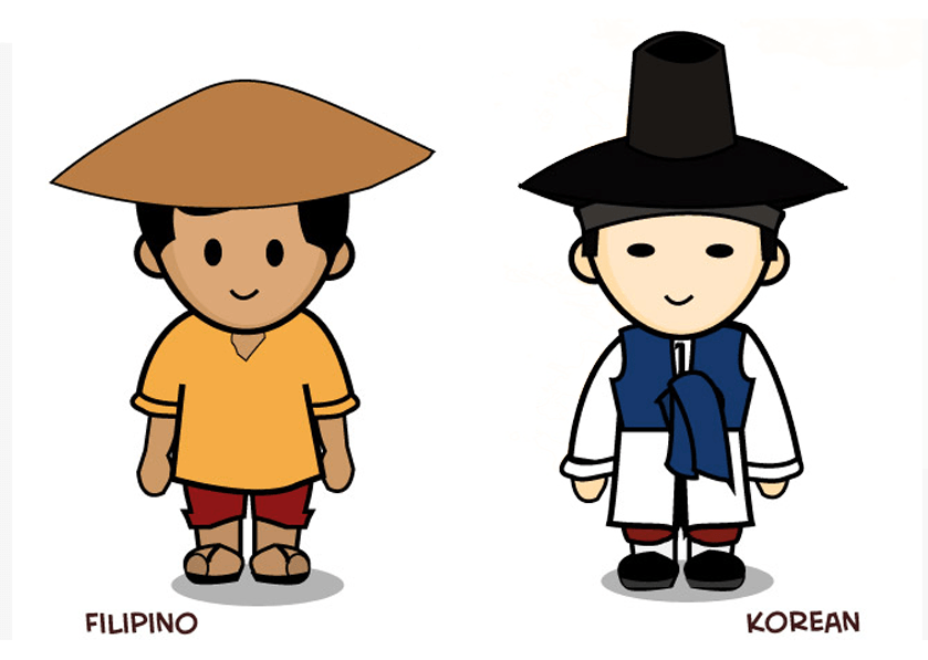 Philipines clipart pilipino Culture Between Differences filipino 8