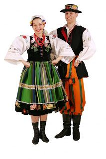 Traditional Costume clipart polish national (in of world traditional of