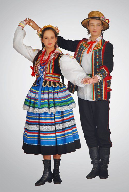Traditional Costume clipart polish national Images Polish costumes this on