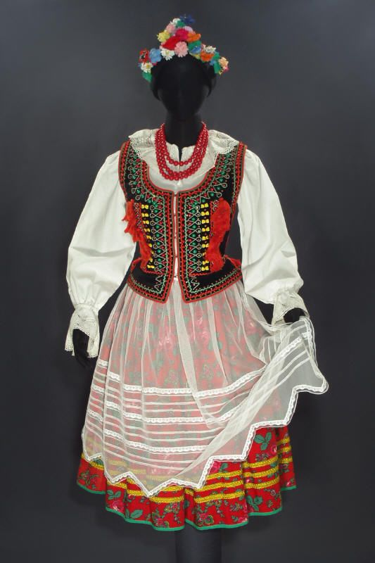 Traditional Costume clipart polish national Costumes best culture this on
