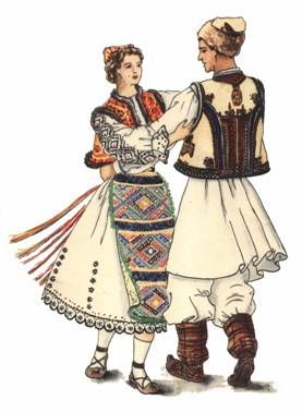 Traditional Costume clipart romanian Traditionale about Pinterest on romanesti