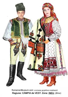 Traditional Costume clipart romanian Romania Folk Folk and costume