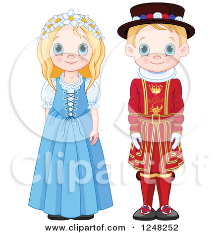Traditional clipart traditional clothes Dress Vector costumes (RF) Clipart