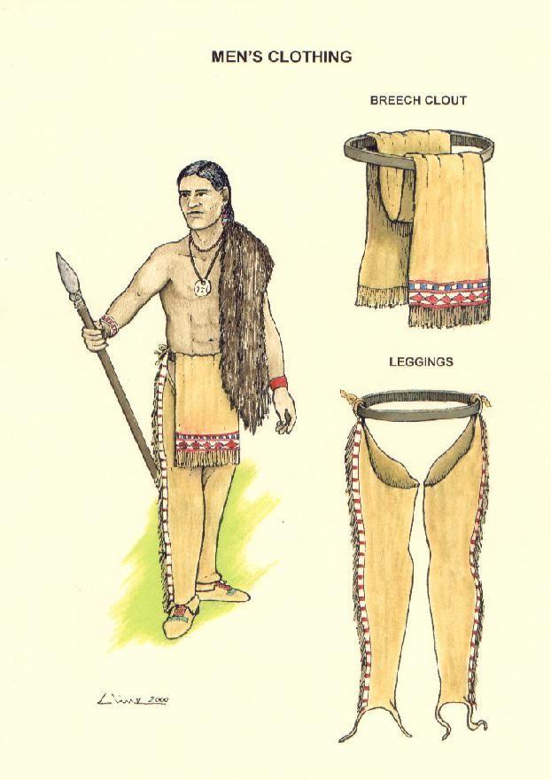 Traditional Costume clipart tribal man Pinterest 25+ Wampanoag Indian Best