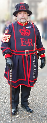 Traditional Costume clipart Of Beefeater National England Costume