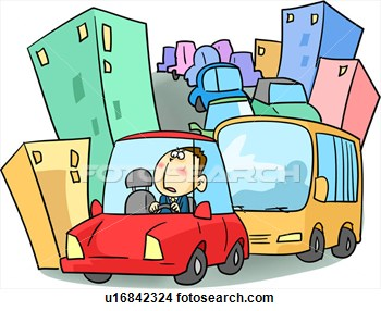 Traffic clipart #10