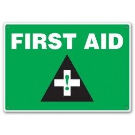 Traffic clipart aid First FIRST Sign First (W/GRAPHIC)