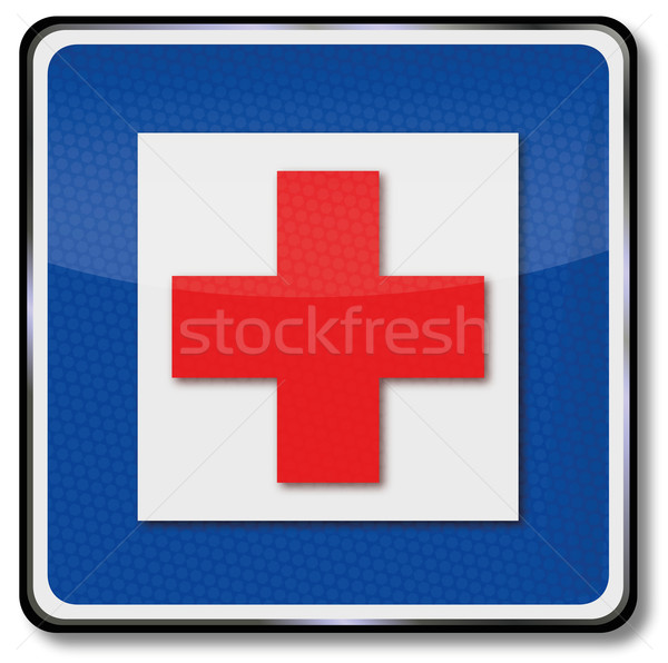 Traffic clipart aid Illustration Add Traffic sign lightbox